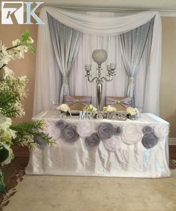 Wedding Stage Backdrop Kit Pipe And Drape Backdrop Stand