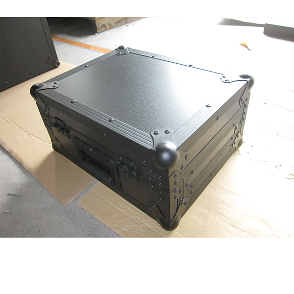 Popular Black color DJ Mixer Case