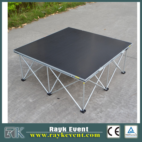 Portable stage  sc 1 st  Raykevent & Big promotion for RK portabel stage with new design
