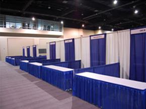 trade show booth style two