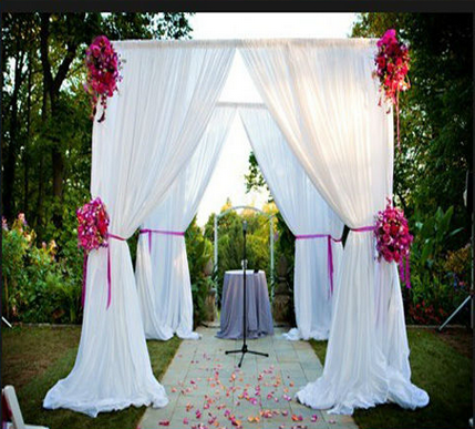 Pipe And Drape Pipe And Drape Wedding Diy Yourself
