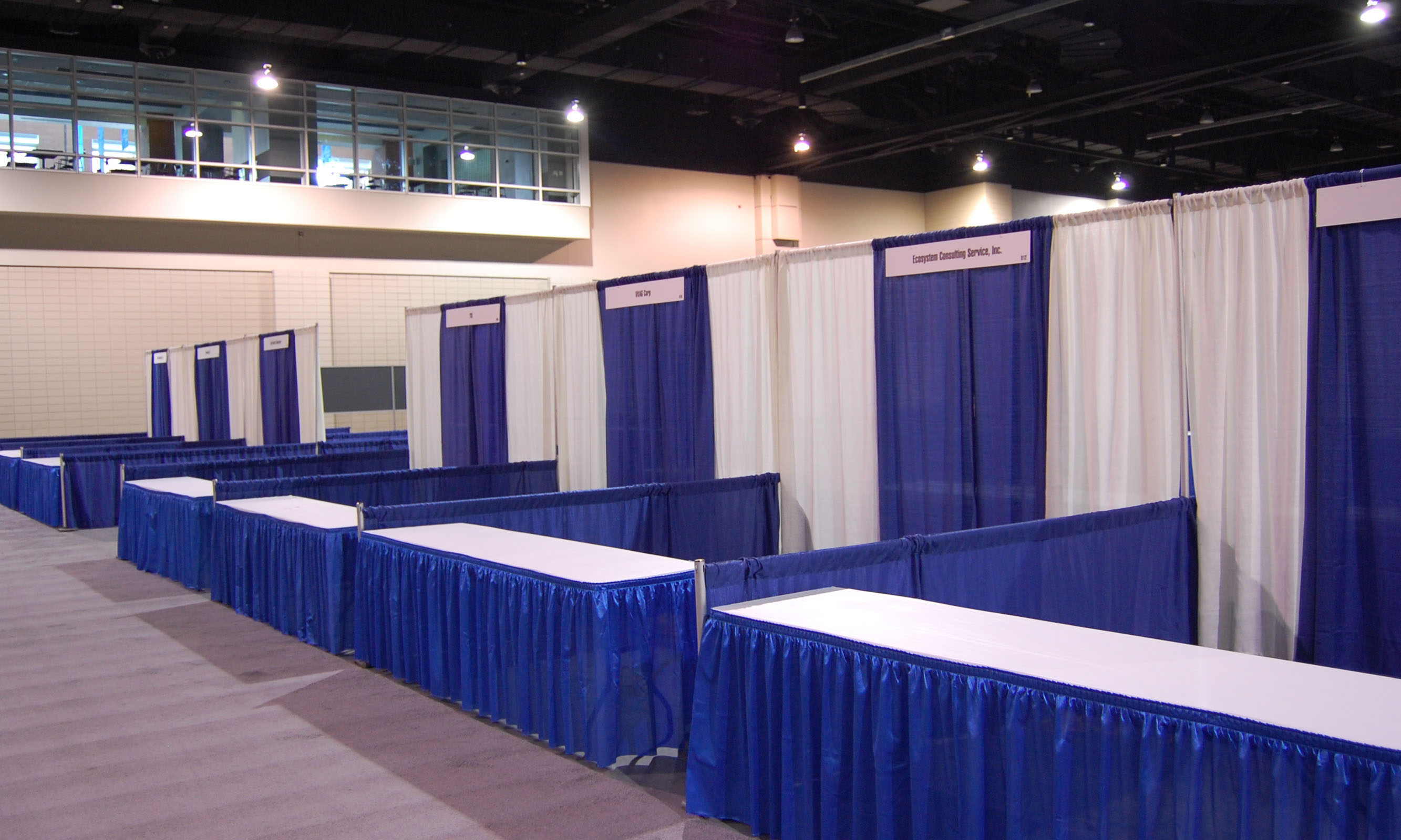 Basic Exhibition Booth : Pipe and drape kits wedding tent trade show display dance