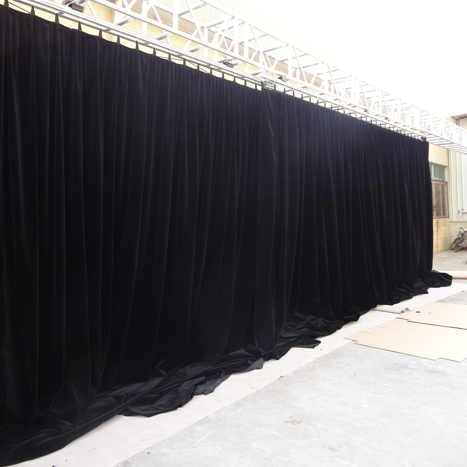 Stage Curtain Track