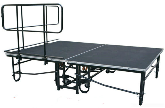 Portable Stage Steps : Event stage system portable for sale aluminum