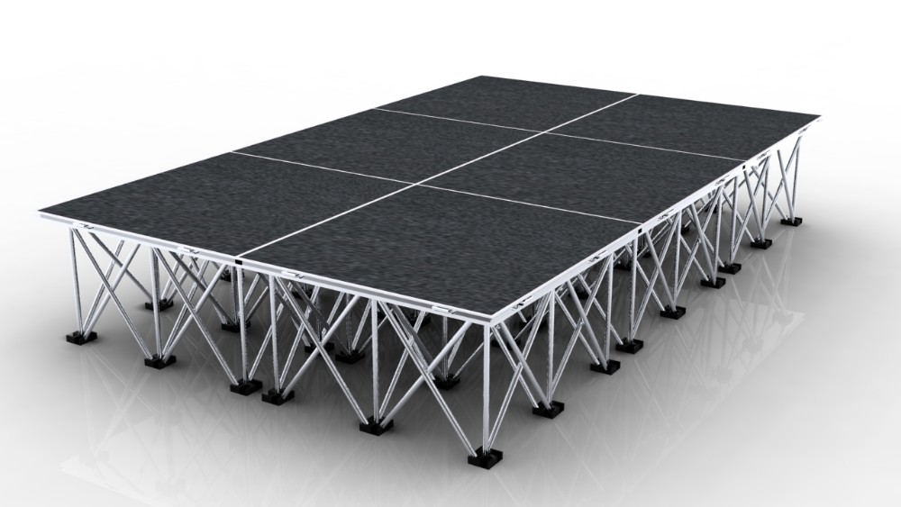 Event Stage System Portable Stage For Sale Aluminum Stage