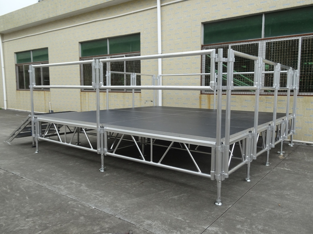 stage system