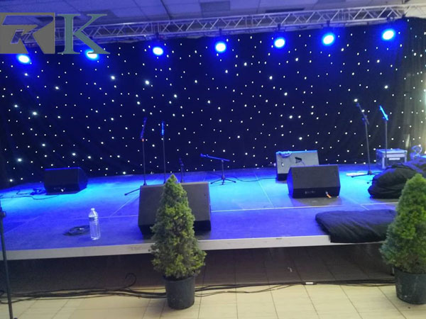 LED Stage Curtain