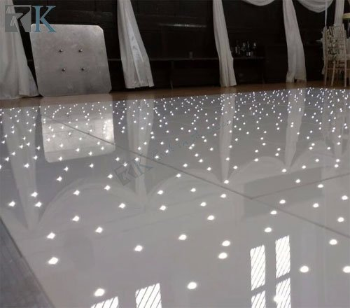 RK popular mirrored dance floor